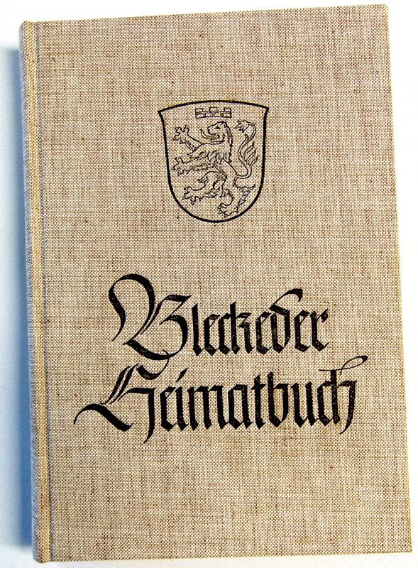Das Bleckeder Heimatbuch von Ute Schötteldreyer