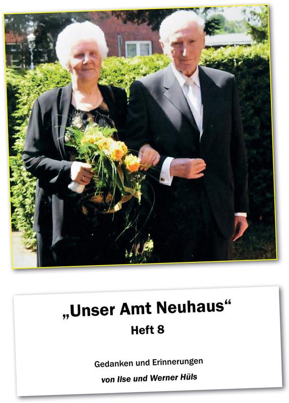 Unser Amt Neuhaus, Heft Bleckeder Zeitung