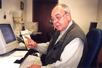 Franz Schötteldreyer war 1957-2001 Verleger der BZ.