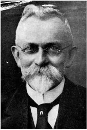 Robert Grosse, der Sohn des Firmengründers der Bleckeder Zeitung