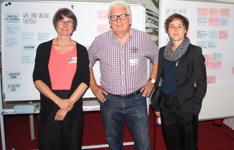 Workshop für die Neuausrichtung des Dahlenburger Heimatmuseums